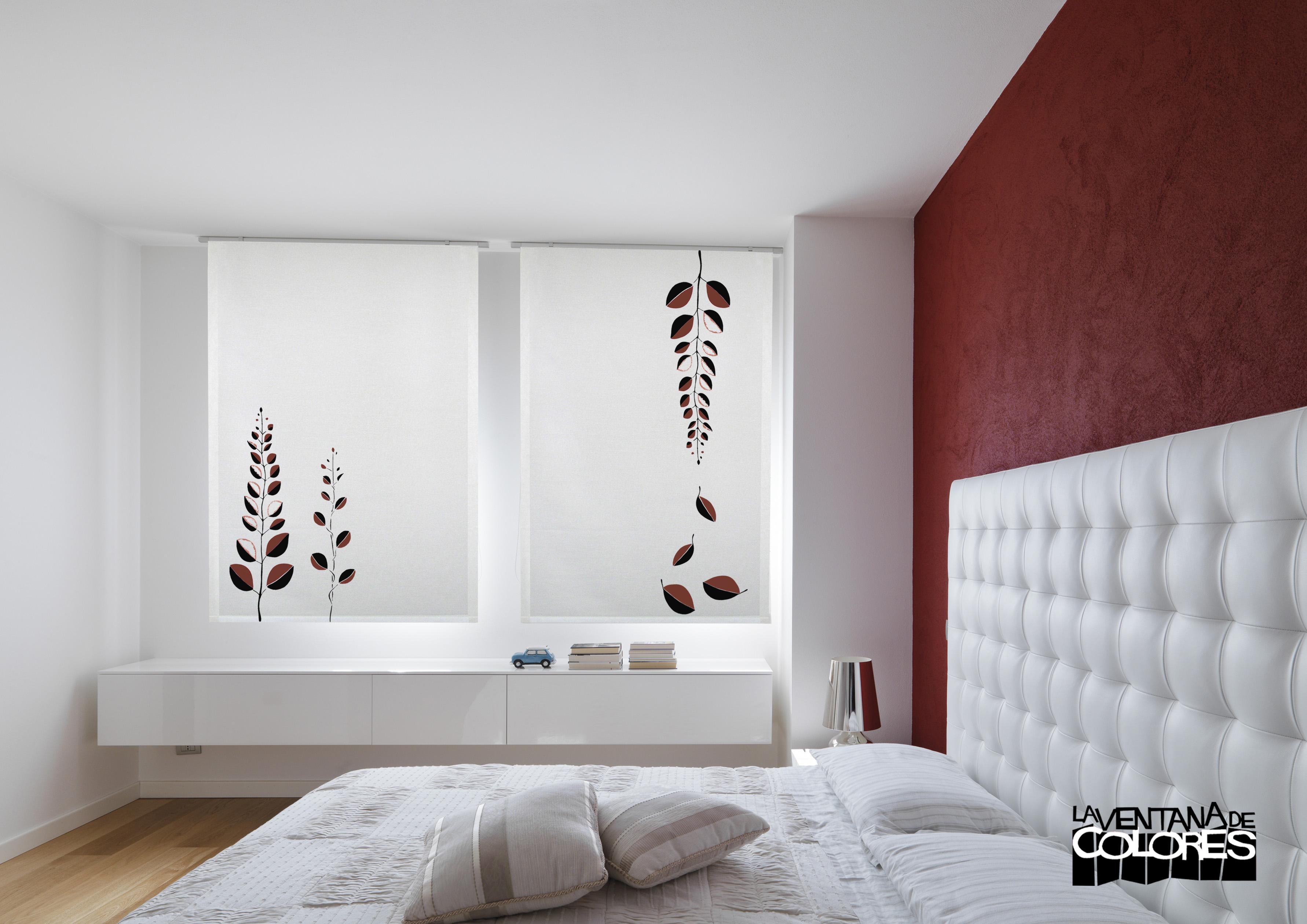 paneles japoneses para ventanas