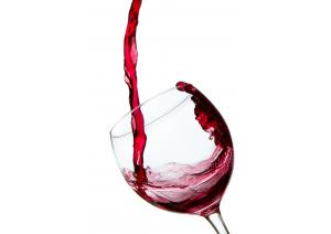 Diseño: stock_photo_red_wine_poured_into_glass_94664404